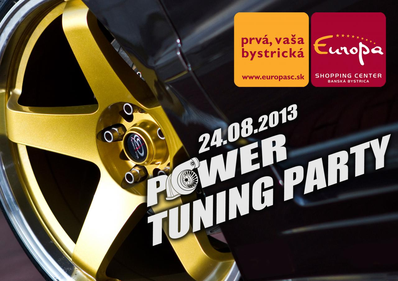 POWER TUNING PARTY Banská Bystrica