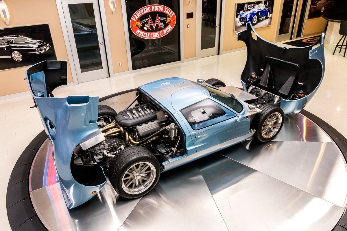 Ford GT40 custom od Active Power Cars