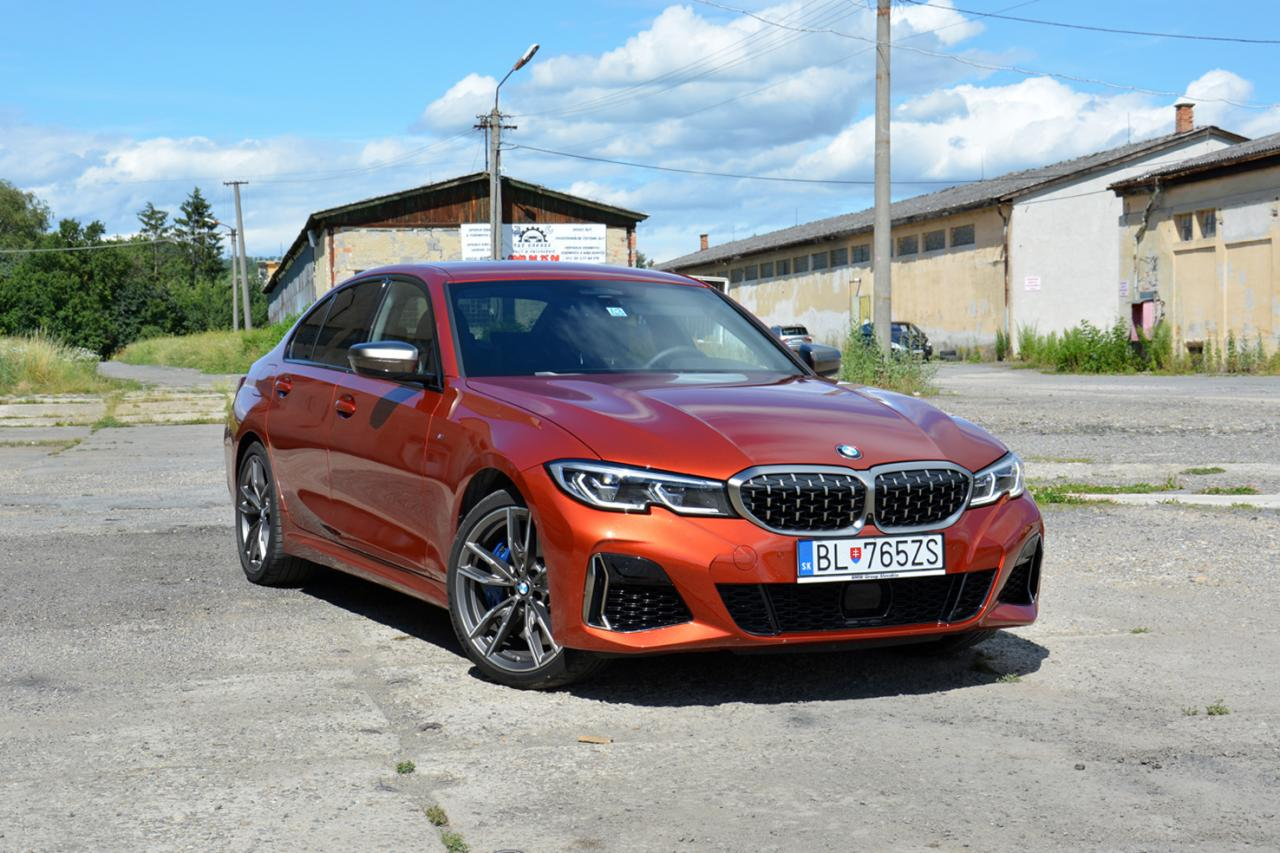 test BMW M340i xDrive Limousine