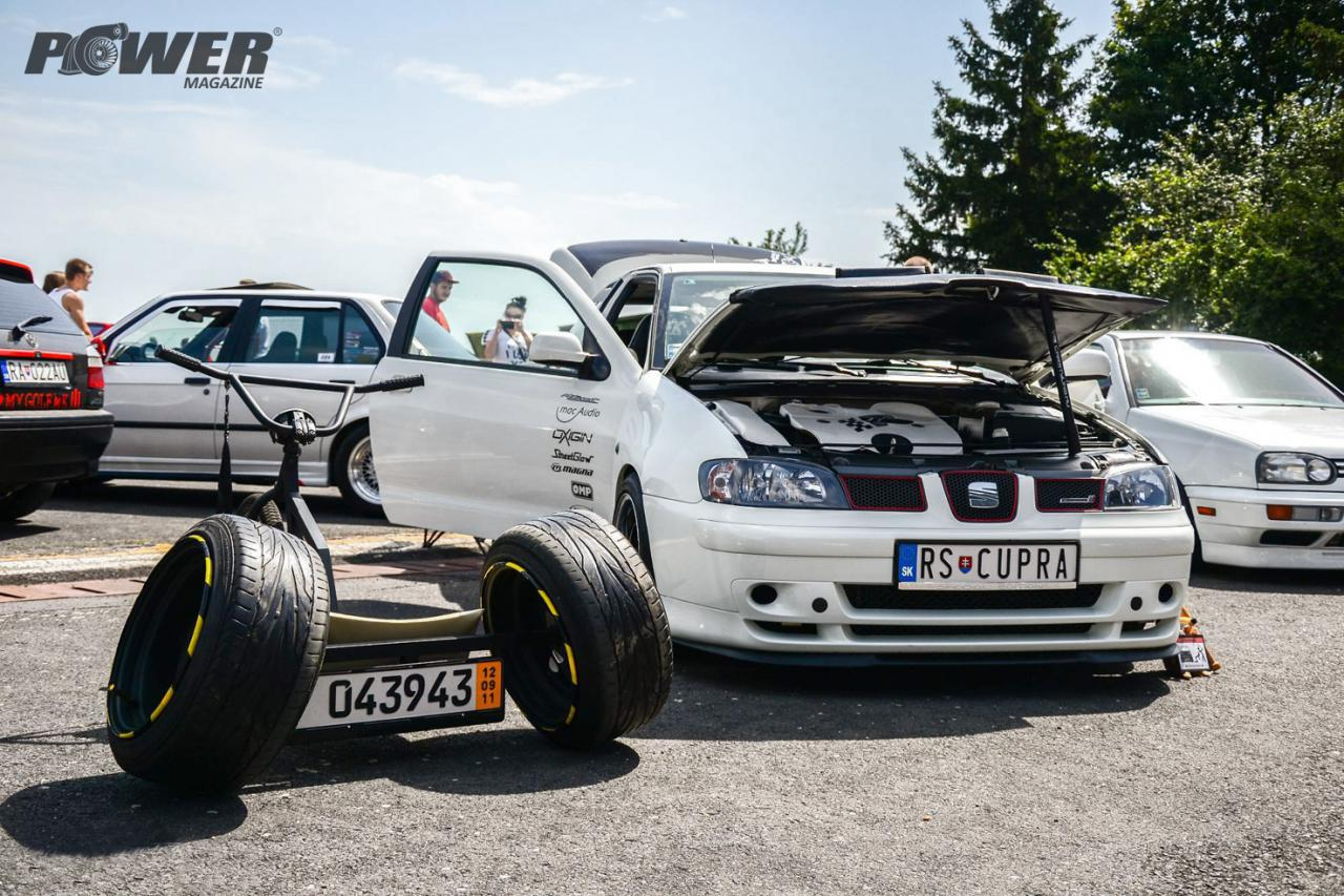 Power fest Boľkovce 2014 - Tuning show