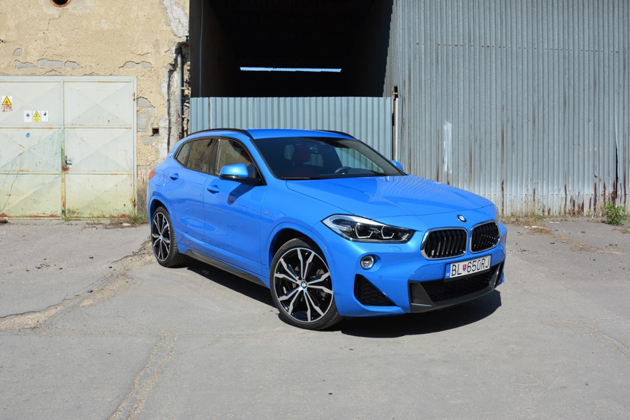 test: BMW X2 xDrive25d M Sport