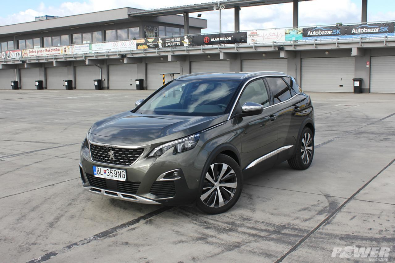 test Peugeot 3008 GT 2.0 HDI