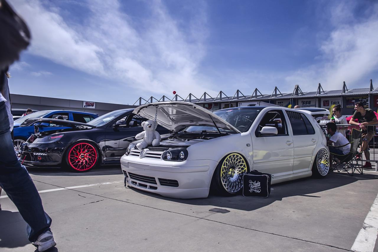 Reportáž: Power fest, Slovakia Ring - tuning