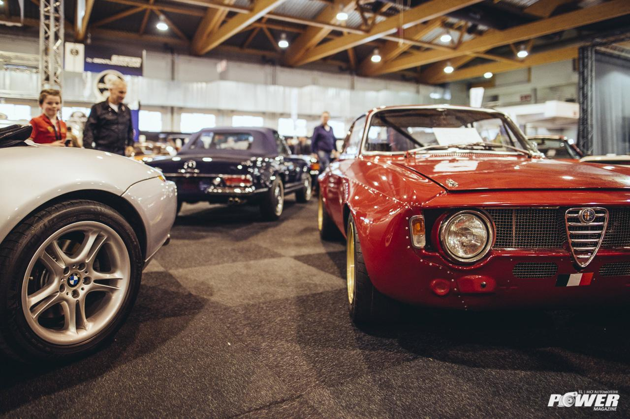 Interclassics Brussel Oldtimer event