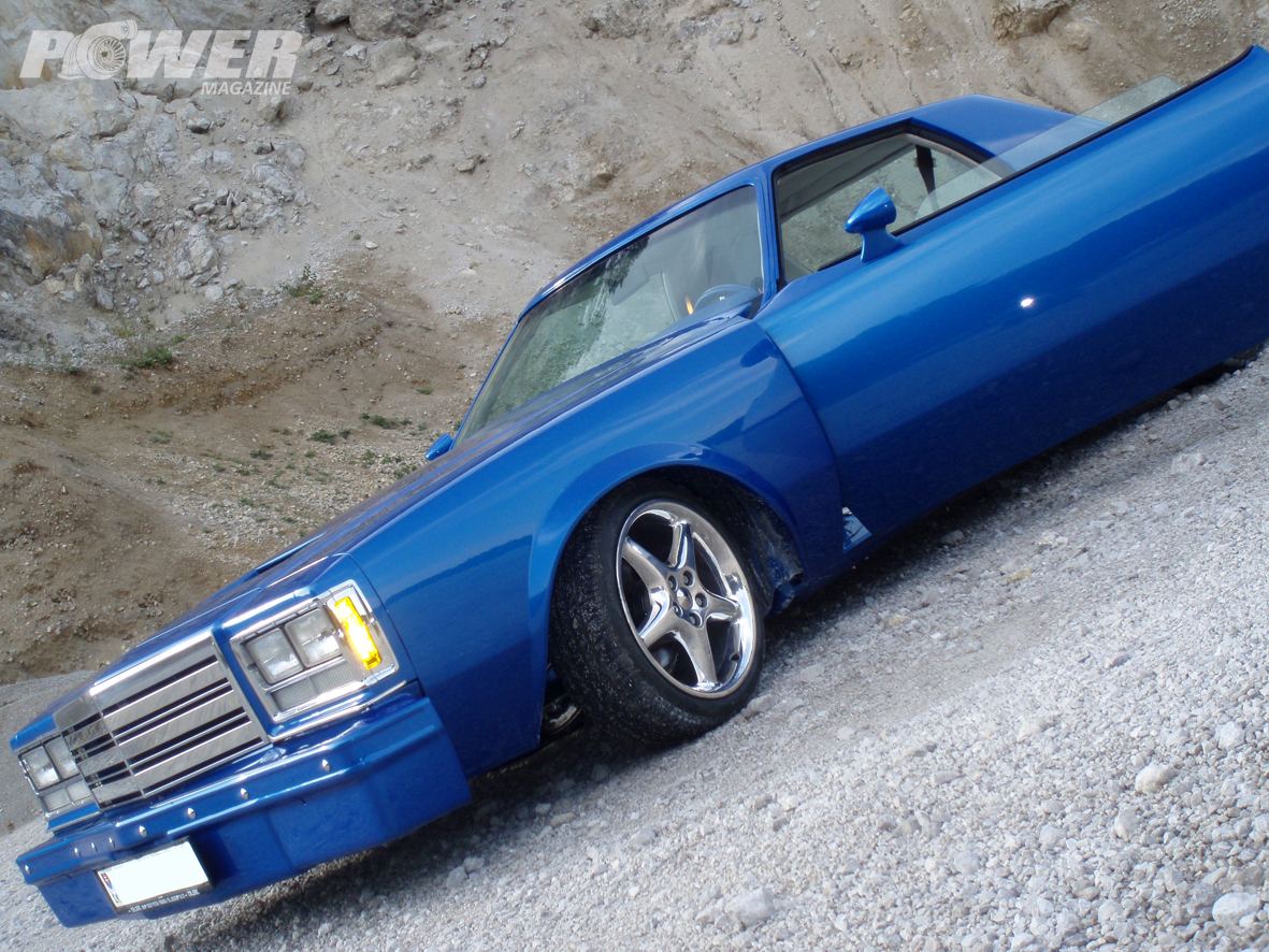 Custom dream - Buick Regal