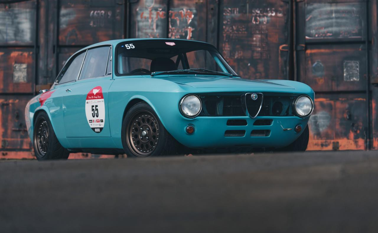 Retropower Alfa Romeo GT Junior