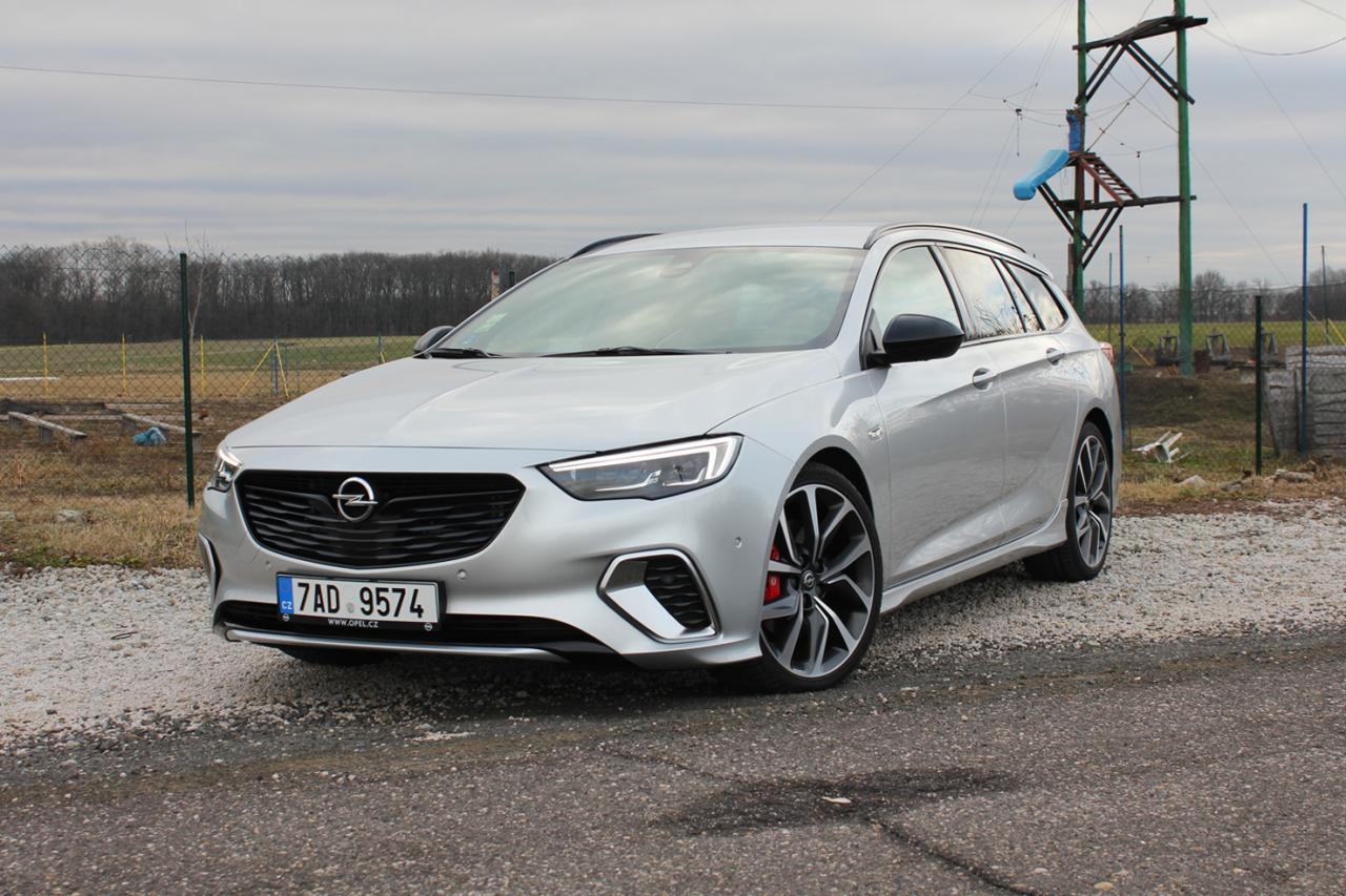 test Opel Insignia Sports Tourer GSi 2.0 CDTi