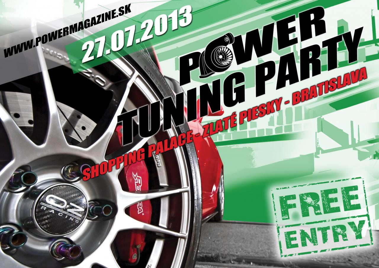 POWER TUNING PARTY 2013